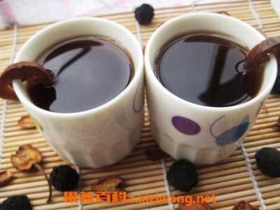 酸梅汤的做法步骤 酸梅汤的功效与作用