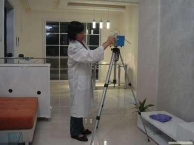 室内空气污染检测 空气污染物的测定