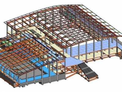 设计单位如用不同的建模软件建立模型 鲁班bim建模软件