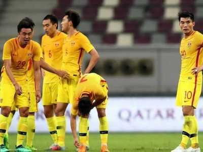 这次的对手是阿联酋 国家队热身赛