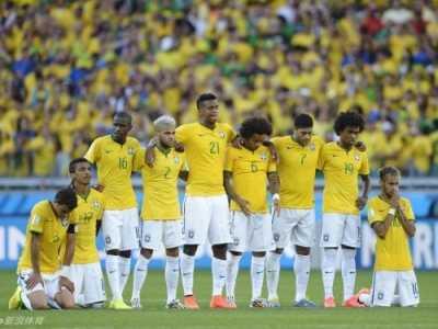 1人成就世界杯传奇 巴西点球大战