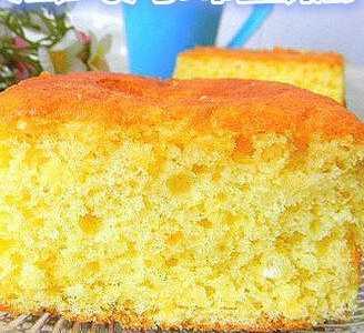 法式海绵蛋糕的做法黄油版 黄油蛋糕的做法