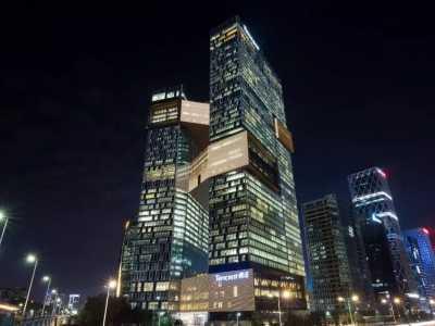 冠蓝室外篮球场软件产业基地介绍 深圳定运动场所的软件