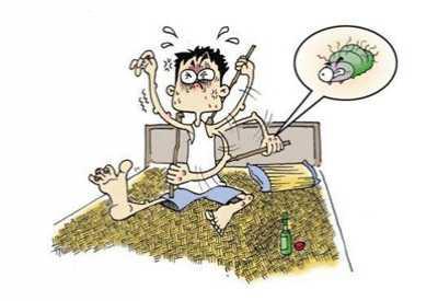 螨虫过敏症状有哪些 螨虫过敏症状图片