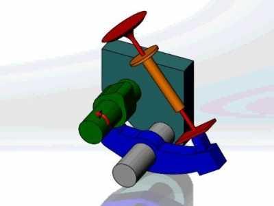 让凸轮运动的方式不止一种方法 a凸轮运动