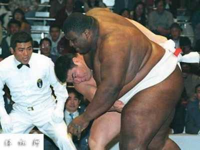 世界上最重的运动员曼尼亚伯勒 曼尼·亚伯勒