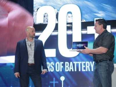 Intel秀28小时超级续航笔记本 低功耗笔记本
