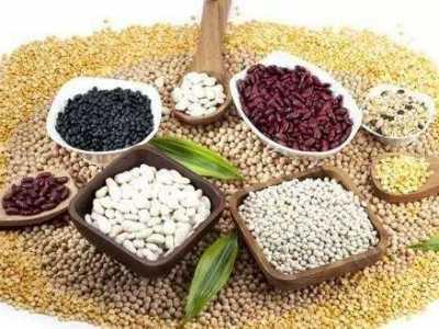 谷类食物与薯类食物的营养价值 谷类的营养价值