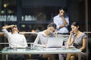 具体体现在哪几个方面 工作压力表现