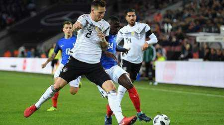 全年20场均保持不败 德国友谊赛