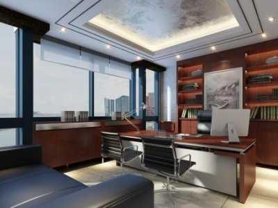 办公室如何设计最完美 领导办公室设计布局