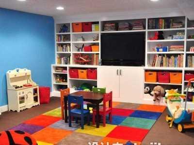 可以媲美幼儿园一角了 幼儿园一角图片