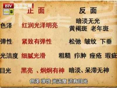 王玉英讲容貌和长寿 养生堂20140215