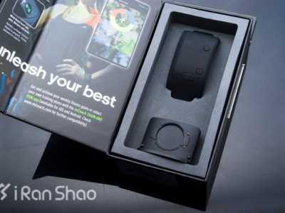 adidas micoach FitSmart智能手环 阿迪达斯运动手环APP