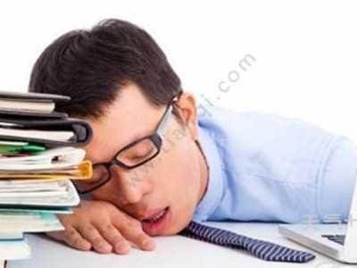睡觉流口水是怎幺回事 睡觉流口水的原因