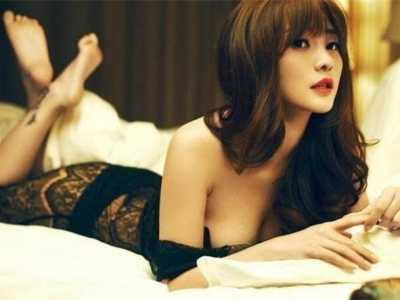 中国胸最大的10位女明星排行榜 中国十大女人图片欣赏
