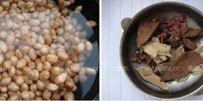 五香花生米的做法 花生怎幺做