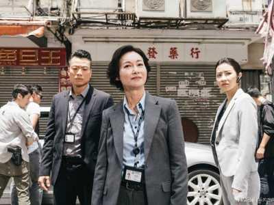 惠英红带来香港巅峰式警匪电视剧 香港警匪悬疑电视剧