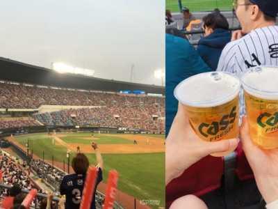 韩国棒球球季开打 球赛吧