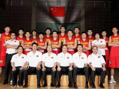 2012伦敦奥运会中国男篮名单 2012伦敦奥运会男篮